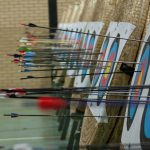 Shot Arrows