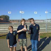 Winners Charlie Team